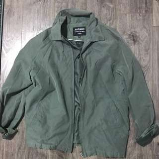 Antonio Green Wind Breaker Zip up