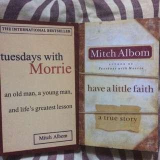 Mitch Albom Books
