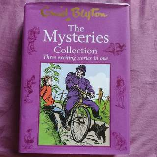 Enid Blyton -The Mysteries Collection
