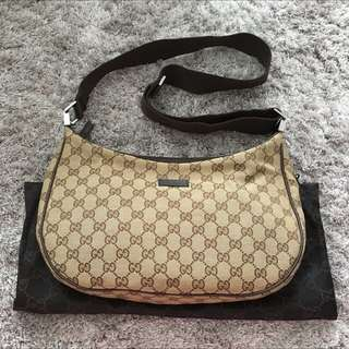 Authentic Gucci Hobo Sling Bag