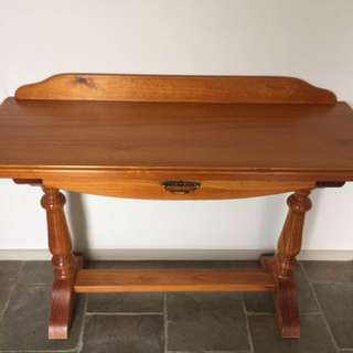 Hall way table