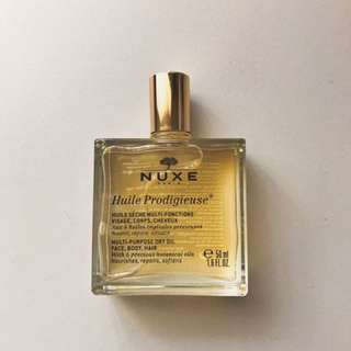 Nuxe Huile Prodigieuse Multi Purpose Oil