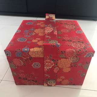 Wedding Carrier Box For Dowry