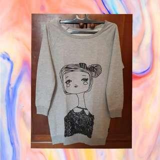 T-shirt Panjang