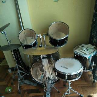 Drum Set (PDP EZ series)
