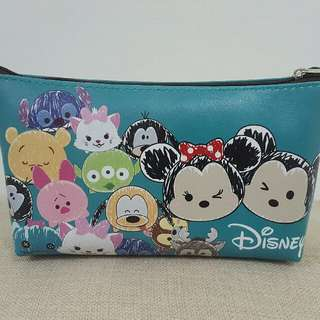 Disney Tsum Tsum POUCH/ COSMETIC BAG