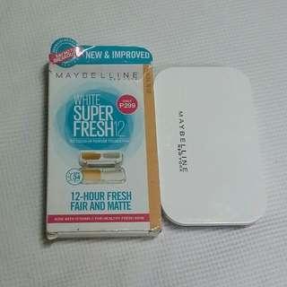 Maybelline Super Fresh Foundation