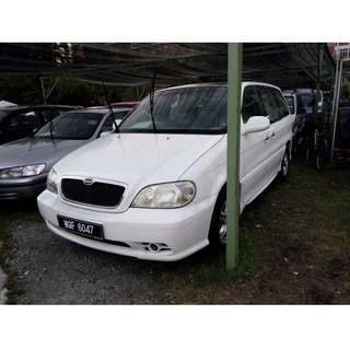 Naza Ria 2.5 (A) SUNROOF LEATHER SEAT MPV