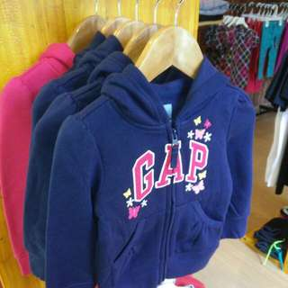 Authentic Baby Gap Hoodie