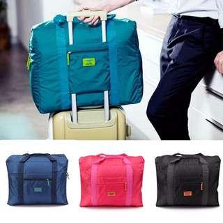 Foldable Travel Bag (w/ luggage slot)
