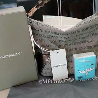 EmporioArmani Small Pouch Bag