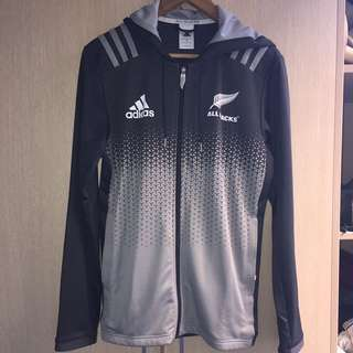 All Blacks Athletic Jacket