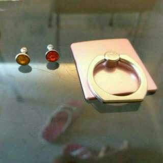 $3大特價!!防塵塞及指環貼