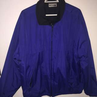 Royal Blue Outdoor Jacket