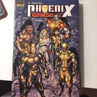 X-Men: Phoenix - Warsong Marvel Premiere Edition