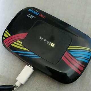 SMART LTE POCKET WIFI 4G 42 MBPS