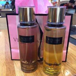 Victoria Secret's Vanilla Lace /Coconut Passion