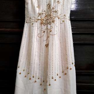 1920s Beaded Gown