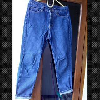 HIGH WAST JEANS