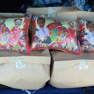 Customized Pillows for giveaways