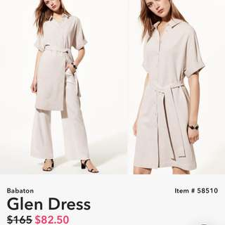 Aritzia Babaton Glen dress
