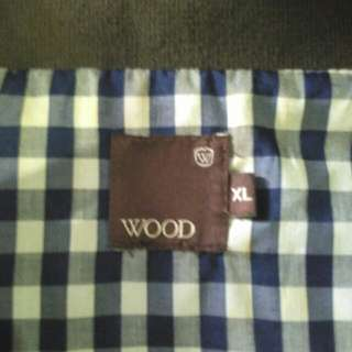 Casual Jaket Wood