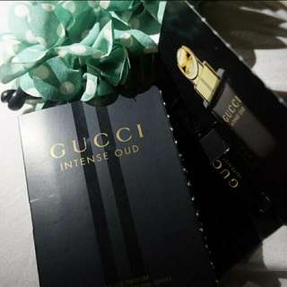 清貨😬Gucci perfume sample