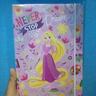 Note Book Disney
