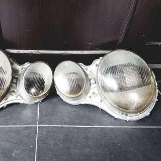 Mercedes Benz E230 1997 Headlights