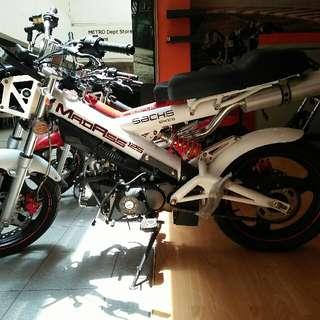 Motor Madass 125cc