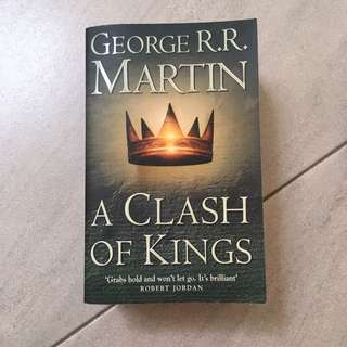 game of thrones: a clash of kings