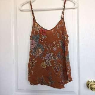 Aritzia Wilfred Silk blouse XS