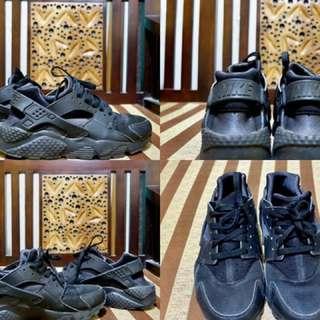 Nike huarache black original auth