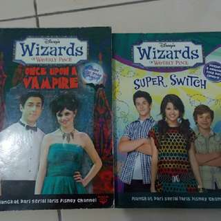 Wizards of Waverly Place Novel