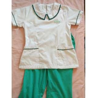 🚚 HMI female uniform