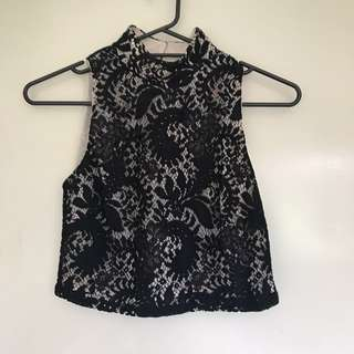 BNWT Rodeo Show Top