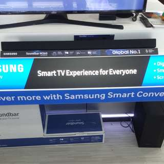 Samsung HW M360 Soundbar 2017 Model *LOWEST PRICE GUARANTEED*