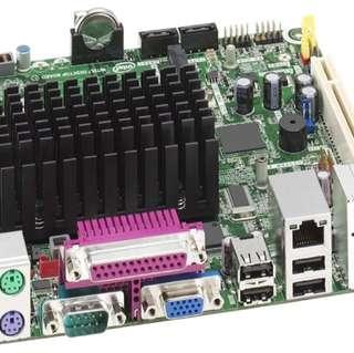 Built-In Intel Processor Mini Motherboard
