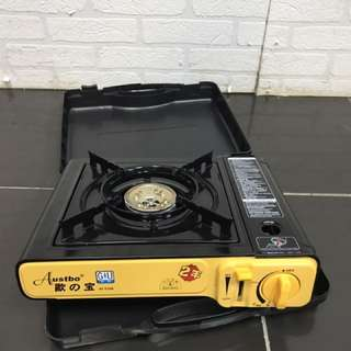 Portable Gas Stove (with 4 sets)