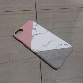 Marble Casing Matte for Iphone 7