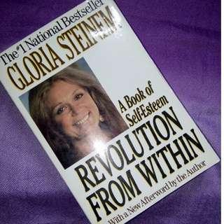 Revolution from Within by Gloria Steinem