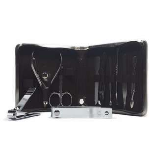 Stainless 10-in-1 Manicure Set
