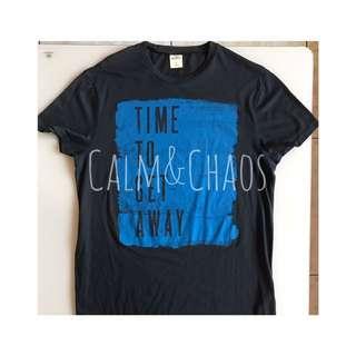 二手美品 Hollister T-Shirt 美國海鷗 美國官網購入 保證正版