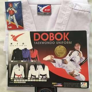 Kix Dobok Taekwondo Uniform