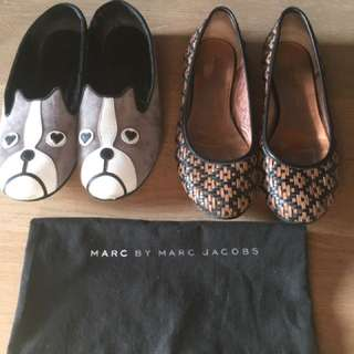 Marc for Marc Jacobs Flats / slippers