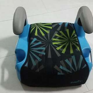 Car Booster Seat - evenflo