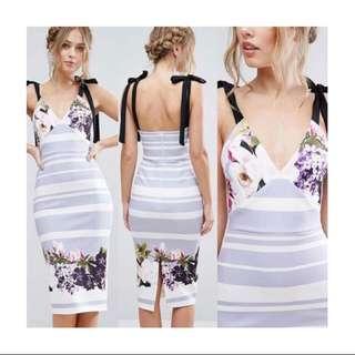 korean Dress /fit to small to medium