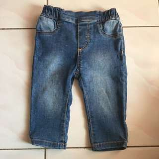 H&M Baby Girl Pants