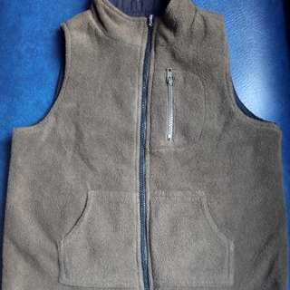 Pre-loved American Mercantile Vest comes with H&M Vest for kids