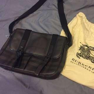 Original Burberry Men's Sling Bag